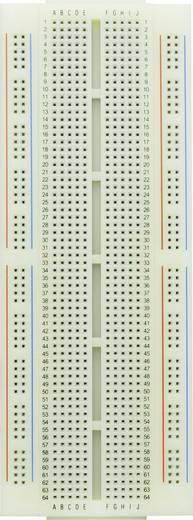 Steckplatine verschiebbar Polzahl Gesamt 840 (L x B x H) 172.7 x 64.5 x 8.5 mm TRU COMPONENTS 0165-40-4-27020 1 St.