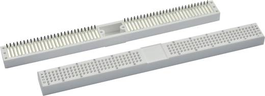 Steckplatine mit Lötanschluss Polzahl Gesamt 216 (L x B x H) 165.1 x 16 x 8.4 mm Conrad Components 0165-4014-2-34010 1