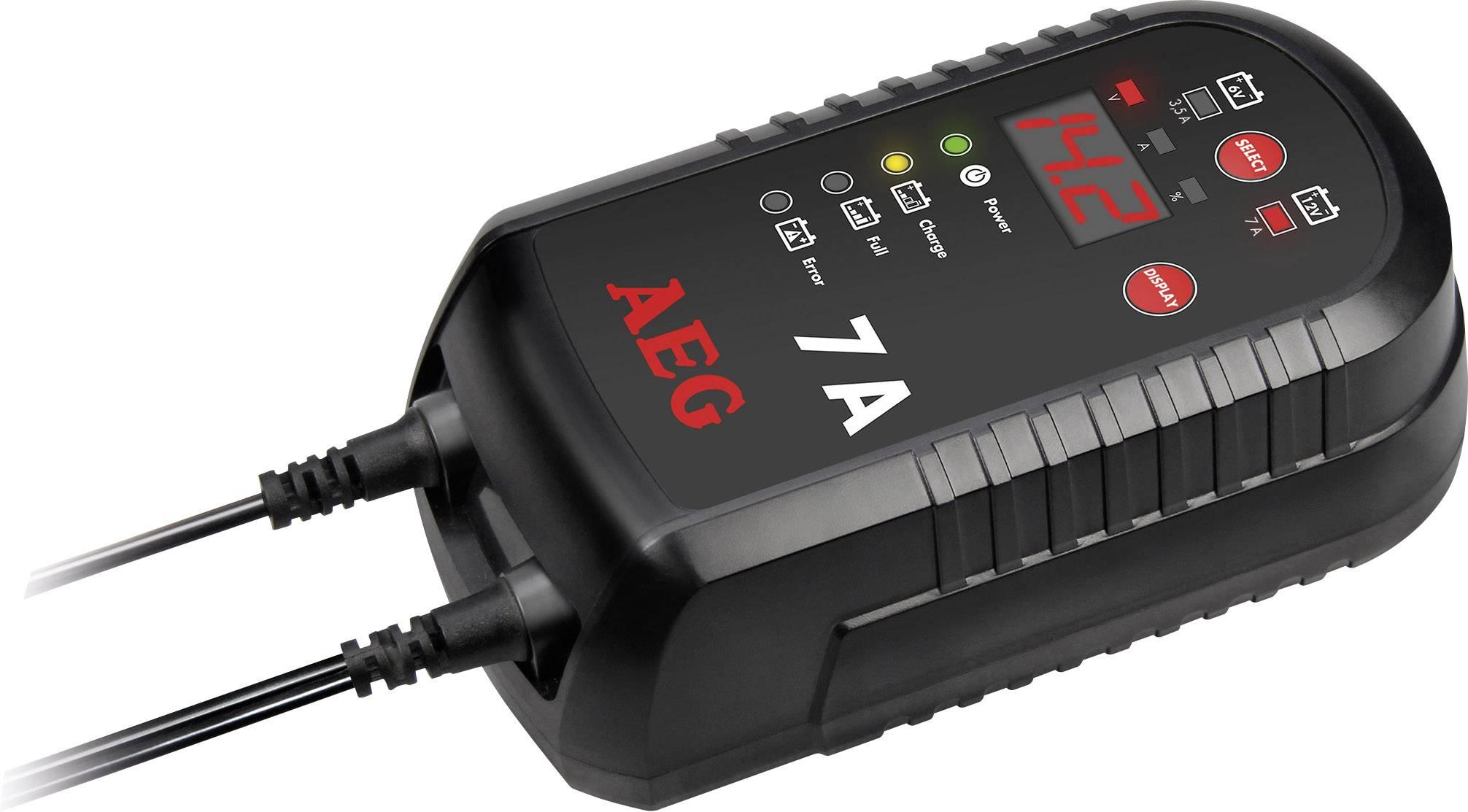 AEG LD 7.0 97018 Automatikladegerät 3.5 A 7 A