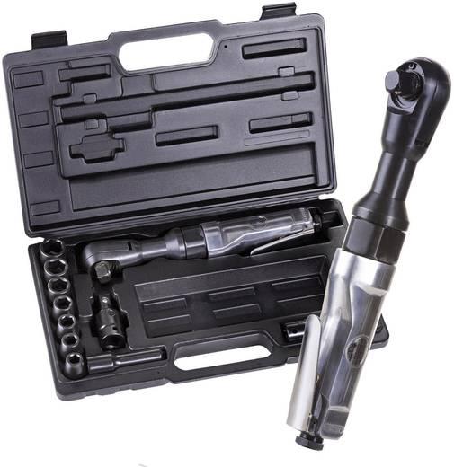 """Druckluft-Umschaltknarre 1/2"""" (12.5 mm) 6.3 bar Aerotec inkl. Koffer"""