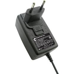Zásuvkový napájací adaptér GlobTek WR9QE1500LCPNEU (RVB) 12 V / DC 1500 mA 18 W