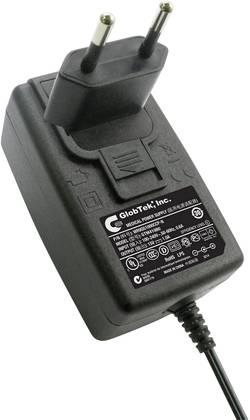 Zásuvkový napájecí adaptér, stálé napětí GlobTek WR9QE1500LCPNEU(RVB), 12 V/DC, 1500 mA, 18 W