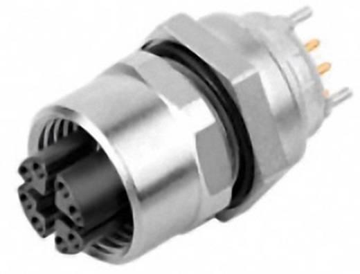 Binder 99 3782 210 08 Sensor-/Aktor-Einbausteckverbinder M12 Buchse, Einbau Polzahl: 8 20 St.