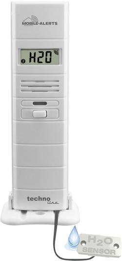 Teplomer a vlhkomer s vodným senzorom pre Techno Line Mobile Alerts, MA 10350