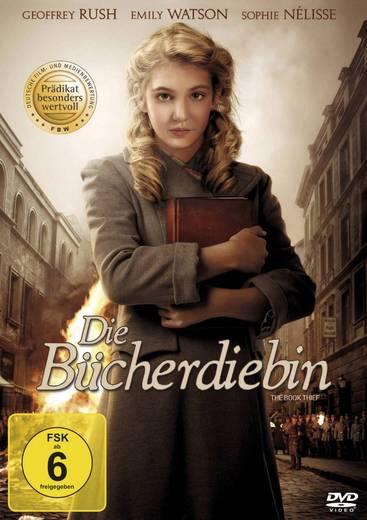 DVD Die Bücherdiebin FSK: 6