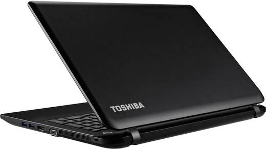 Toshiba Satellite C50D-B-125 39.6 cm (15.6 Zoll) Notebook AMD 8 GB 500 GB AMD Radeon R3 Windows® 8.1 64-Bit Schwarz (