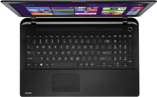 Toshiba Satellite C50-B-13V 39.6 cm (15.6 Zoll) Notebook Intel® Core™ 4 GB 500 GB Intel HD Graphics 4400 Windows® 8.1