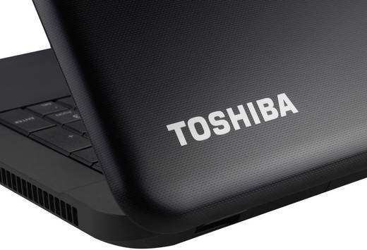 Toshiba Satellite C70D-A-11E 43.9 cm (17.3 Zoll) Notebook AMD 8 GB 1024 GB AMD Radeon HD8400 Windows® 8.1 64-Bit Schw