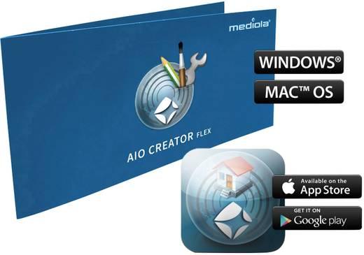 Mediola Mediola AIO CREATOR FLEX - Steuerungs-Software für mediola Gateways