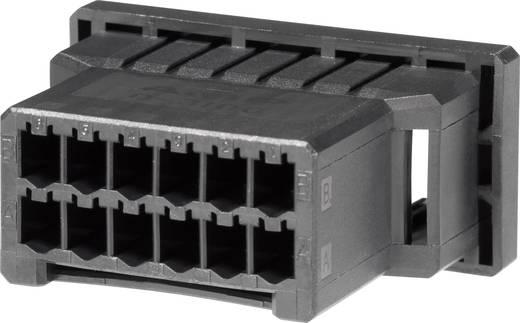 TE Connectivity Buchsengehäuse-Platine DYNAMIC 3000 Series Polzahl Gesamt 12 178964-6 1 St.
