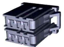 Boîtier pour contacts femelles série DYNAMIC 3000 Series TE Connectivity 2-178127-6 Nbr total de pôles 6 1 pc(s)
