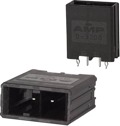 TE Connectivity Einbau-Stiftleiste (Präzision) DYNAMIC 3000 Series Polzahl Gesamt 3 1-178136-2 1 St.