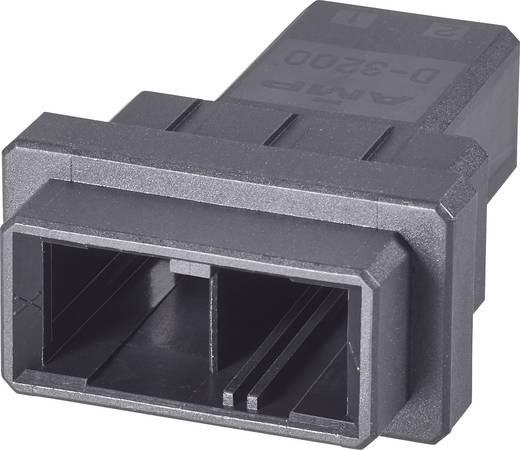 TE Connectivity Stiftgehäuse-Kabel DYNAMIC 3000 Series Polzahl Gesamt 3 1-179552-3 1 St.