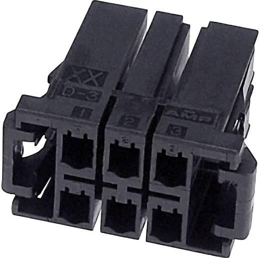 TE Connectivity Buchsengehäuse-Kabel DYNAMIC 3000 Series Polzahl Gesamt 12 3-917659-6 1 St.