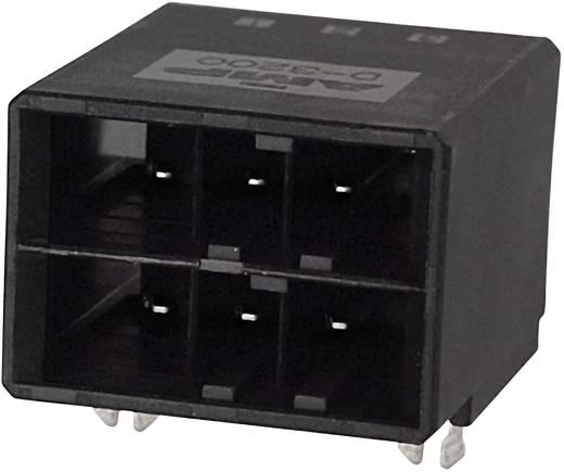 TE Connectivity Einbau-Stiftleiste (Präzision) DYNAMIC 3000 Series Polzahl Gesamt 6 2-178139-2 1 St.