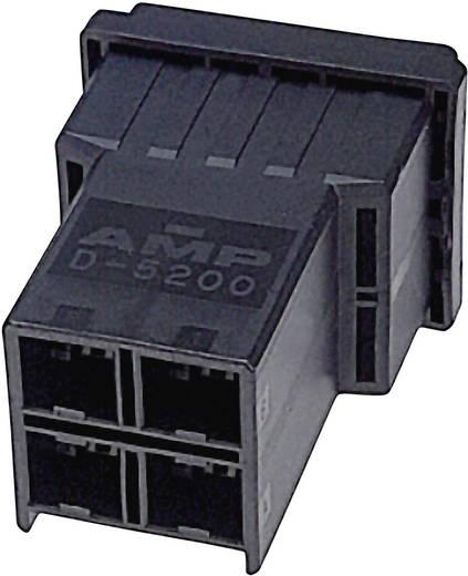 TE Connectivity Stiftgehäuse-Kabel DYNAMIC 5000 Series Polzahl Gesamt 4 3-917808-2 1 St.