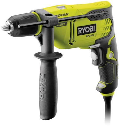 Ryobi RPD800-K 1-Gang-Schlagbohrmaschine 800 W inkl. Koffer