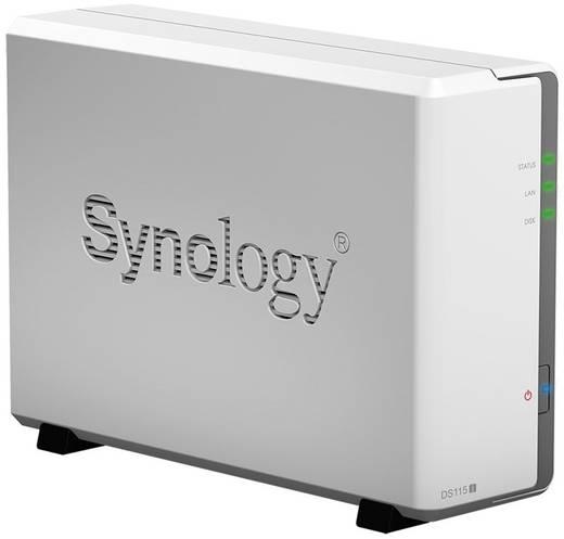 Synology DiskStation DS115j NAS-Server Gehäuse 1 Bay