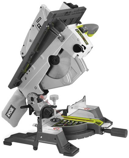 Ryobi RTMS1800-G Kapp-, Gehrungs- und Tischkreissäge 254 mm 30 mm 1800 W 230 V