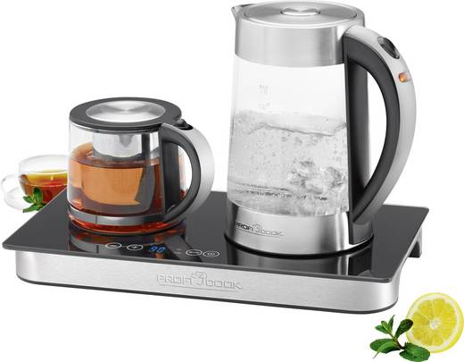 kaffee teemaschine profi cook pc tks 1056 glas kaufen. Black Bedroom Furniture Sets. Home Design Ideas