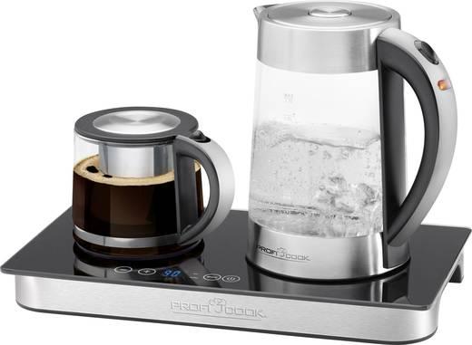 kaffee teemaschine profi cook pc tks 1056 glas. Black Bedroom Furniture Sets. Home Design Ideas