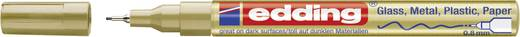 Edding Lackmarker 4-780-9-053 Gold 0.8 mm 1 St./Pack.