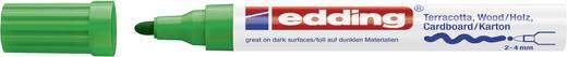 Edding Deco Marker E-4000 4-4000004 Grün 2 mm, 4 mm 1 St./Pack.