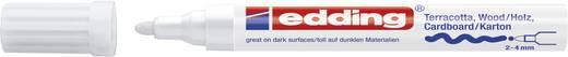 Edding Deco Marker E-4000 4-4000049 Weiß 2 mm, 4 mm 1 St./Pack.