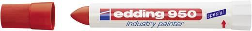 Edding Industriemarker edding 950 industry painter Rot wasserfest: Ja 4-950002