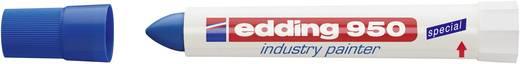 Edding Industriemarker edding 950 industry painter Blau wasserfest: Ja 4-950003