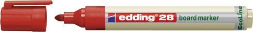 Edding Whiteboardmarker edding 28 Rot 4-28002