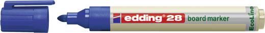 Edding Whiteboardmarker edding 28 Blau 4-28003