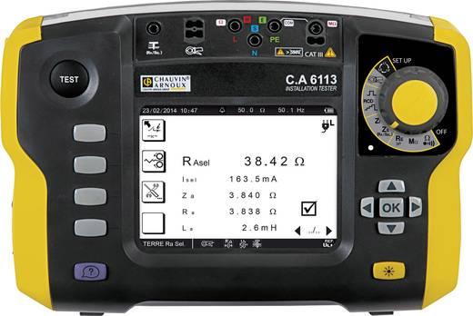Chauvin Arnoux C.A 6113 Installationstester