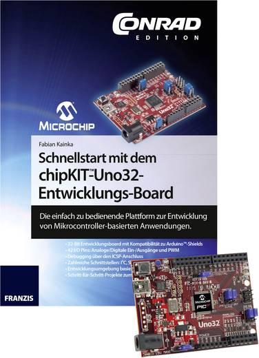Schnellstart mit dem chipKIT™-Uno32-Entwicklungs-Board