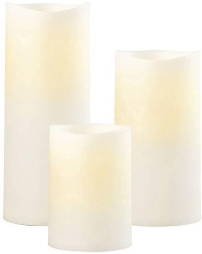 led kerze warm wei led sompex 37500 elfenbein kaufen. Black Bedroom Furniture Sets. Home Design Ideas