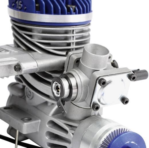 evolution evoe15gx2 benzin 2 takt flugmodell motor 15 cm. Black Bedroom Furniture Sets. Home Design Ideas