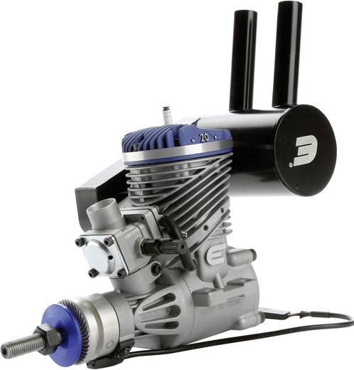 evolution evoe20gx2 benzin 2 takt flugmodell motor 20 cm. Black Bedroom Furniture Sets. Home Design Ideas