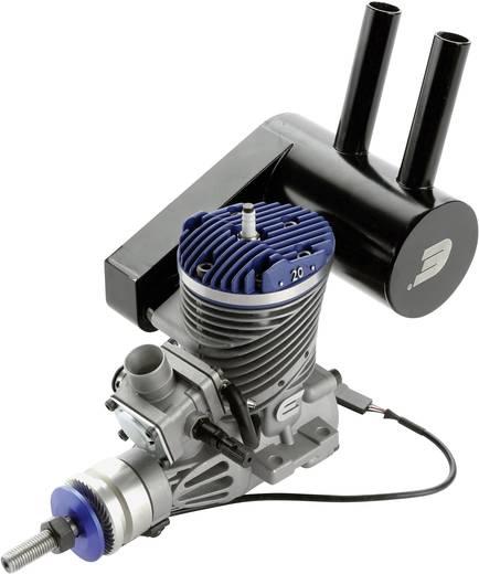 Evolution EVOE20GX2 Benzin 2-Takt Flugmodell-Motor 20 cm³