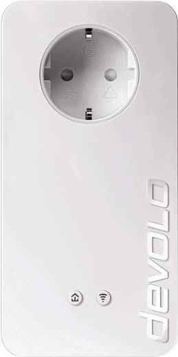Devolo dLAN® 1200+ WiFi ac Powerline WLAN Einzel Adapter 1.2 Gbit/s