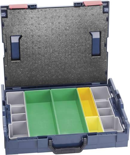 Bosch Professional L-BOXX 102 Sortimentskoffer (L x B x H) 357 x 442 x 117 mm Anzahl Fächer: 6 variable Unterteilung