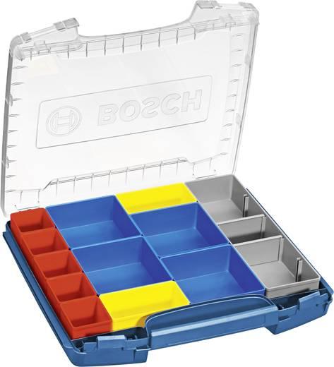 Bosch Professional i-BOXX 53 Sortimentskoffer (L x B x H) 316 x 357 x 53 mm Anzahl Fächer: 12 variable Unterteilung
