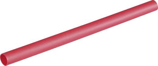AlphaWire F221 3/32 RD Schrumpfschlauch ohne Kleber Rot 2.36 mm Schrumpfrate:2:1 1.2 m