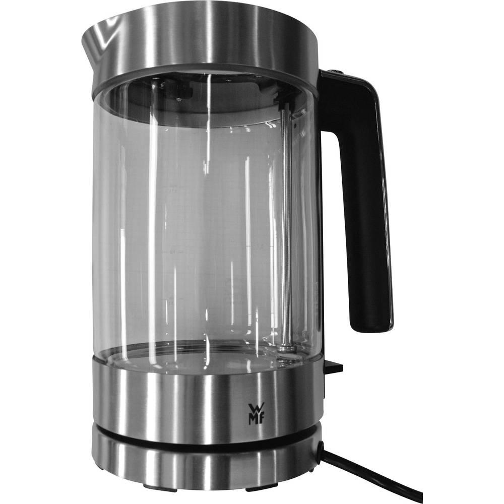 bouilloire wmf lono glas wasserkocher 1 7 l verre acier inoxydable. Black Bedroom Furniture Sets. Home Design Ideas