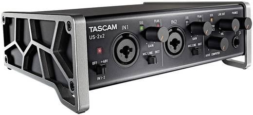 2-Kanal Mikrofon Vorverstärker Tascam US-2x2