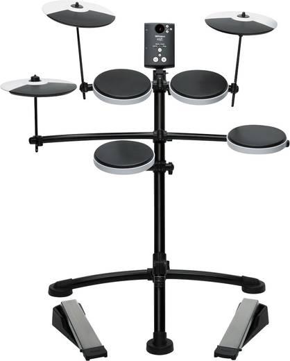E-Drum Roland TD-1K Schwarz/Silber inkl. Becken, inkl. Fußmaschine