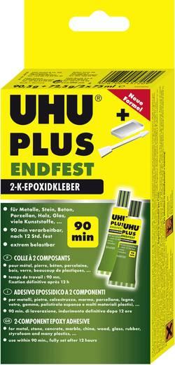 UHU ENDFEST Zwei-Komponentenkleber 45720.9 163 g