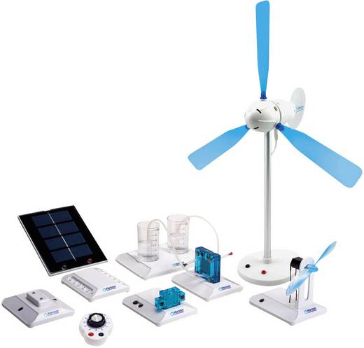 Experimentier-Set Horizon Renewable Energy Science Education Set FCJJ-37 ab 12 Jahre