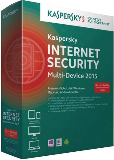kaspersky lab internet security 2015 multi device. Black Bedroom Furniture Sets. Home Design Ideas