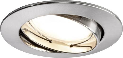 LED-Einbauleuchte 3er Set 20.4 W Warm-Weiß Paulmann Coin 92778 Eisen ...