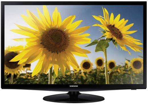 Samsung LT28D310ES LED-TV 69.85 cm 28 Zoll EEK A+ DVB-T, DVB-C, DVB-S, HD ready, CI+ Schwarz